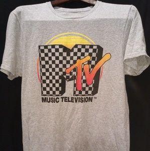 VINTAGE TEE-SHIRT! MTV!! size M